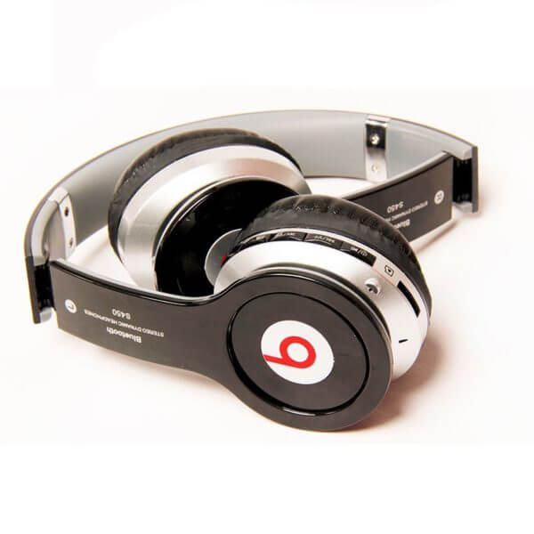 Beats By Dr Dre Solo Hd S 450 Wireless Bluetooth Stereo Headphones Switch Pk
