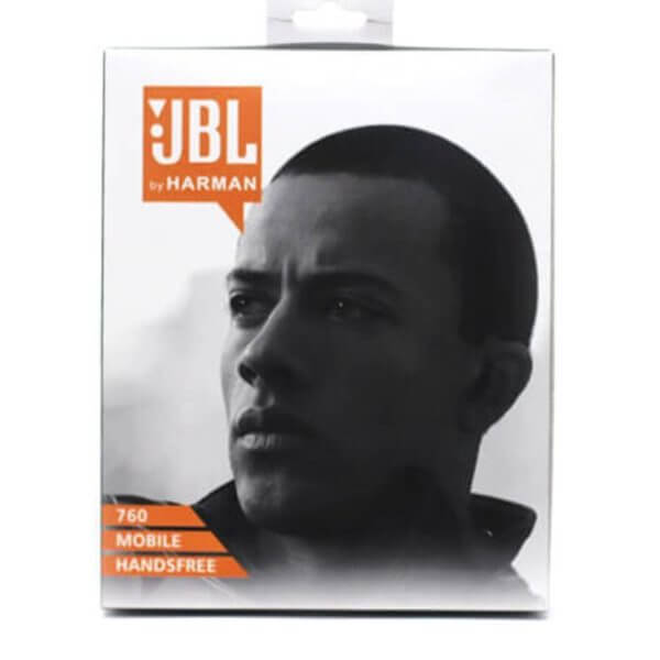 JBL Harman 760 Mobile Wireless Stereo Headset