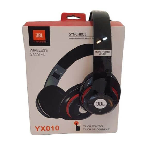 JBL Harman YX-010 Wireless Bluetooth Stereo Headphone (4)