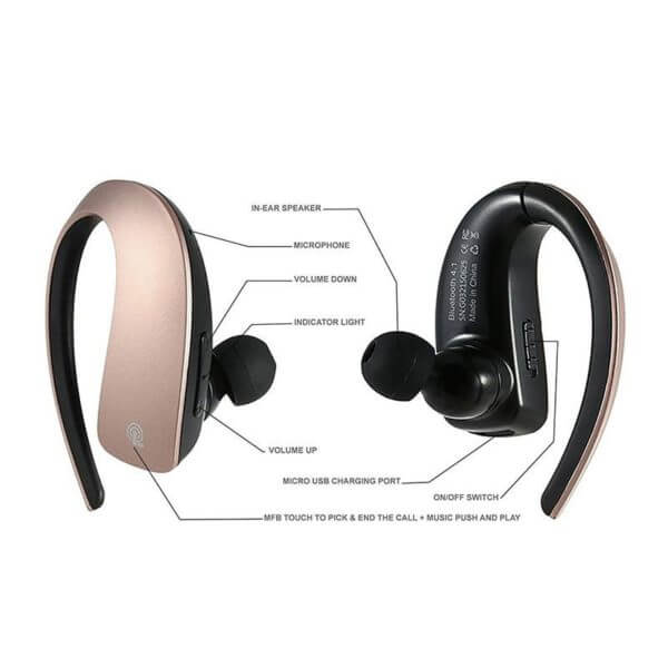 Jabra Crazy Stone Bluetooth Headset With Touch 02