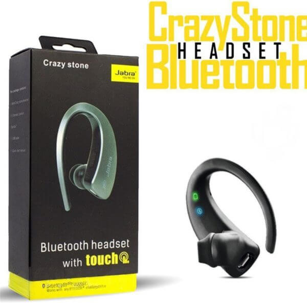 Jabra Crazy Stone Bluetooth Headset With Touch 03
