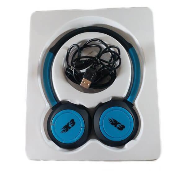 X3 Wireless Bluetooth Stereo Headset (2)