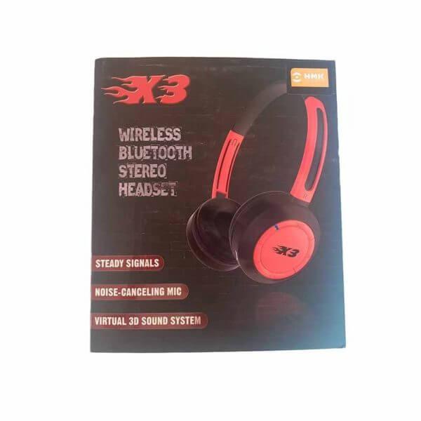 X3 Wireless Bluetooth Stereo Headset (7)