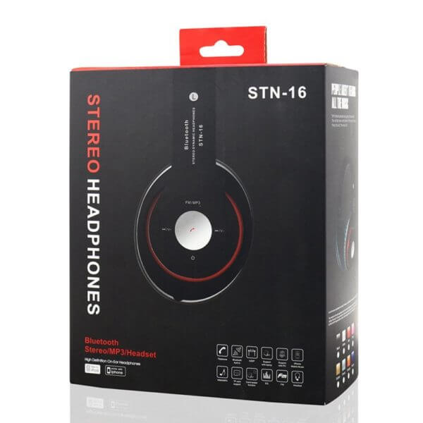 Beats STN-16 Bluetooth Stereo Headset (5)