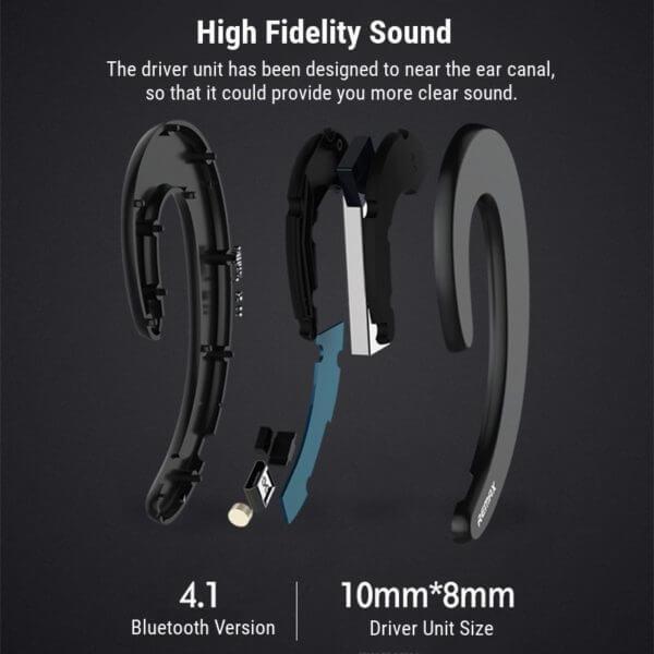 Remax RB-T20 Ultra Thin Bluetooth Headset (13)