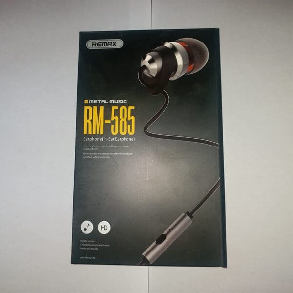 Remax RM-585 Stereo Wired Hands-free (6)