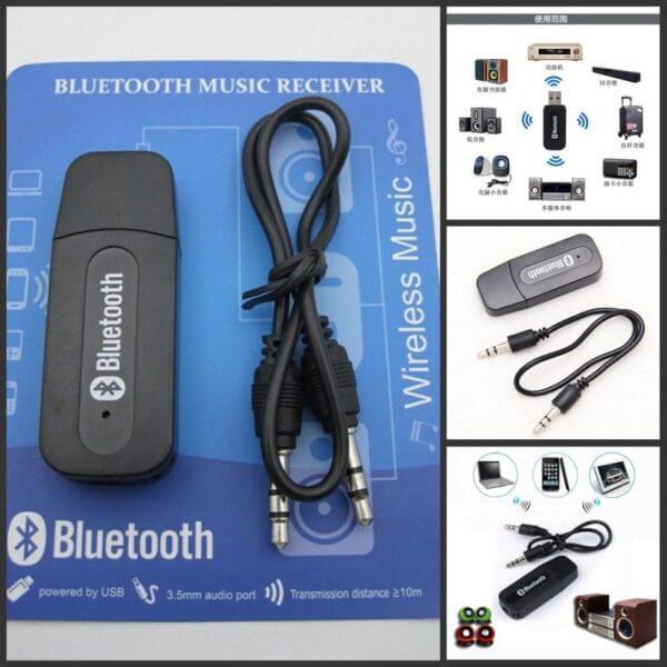 Bluetooth Audio Receiver (1)