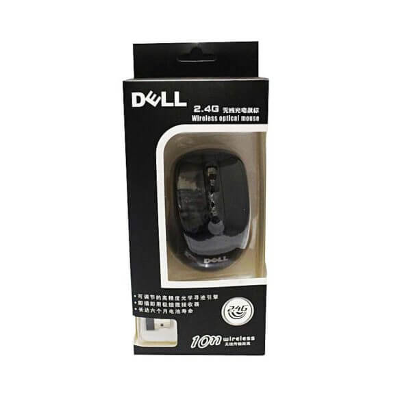 Dell 2.4g Wireless Optical Mouse (1)