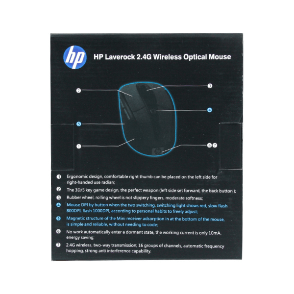 HP Laverock Wireless Mouse (4)