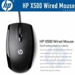 HP X500 Wired Mouse (2)
