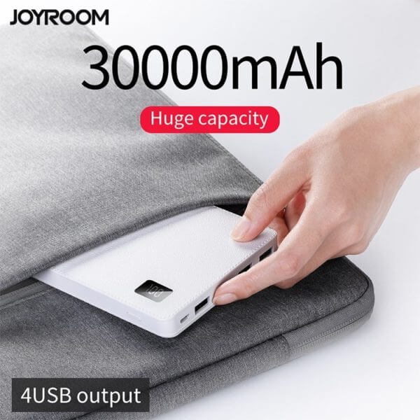 Moru 30000 mah Power Bank (8)