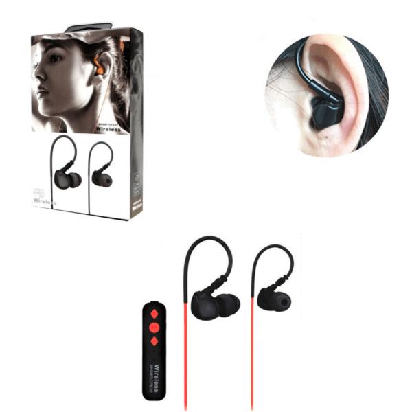 Sport OTE20 Wireless Bluetooth Headset (Red)