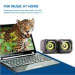 USB 2.0 Mobile Desktop Speaker A8 (7)