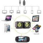 USB 2.0 Mobile Desktop Speaker A8 (9)