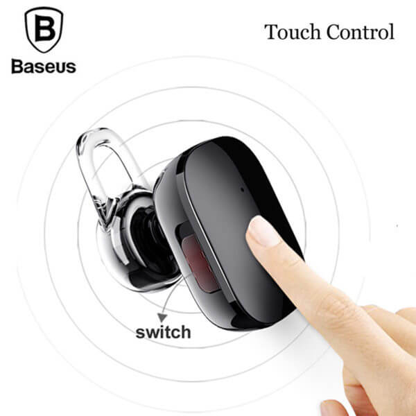 Baseus-A02 Mini Wireless Earphone With Touch (1)