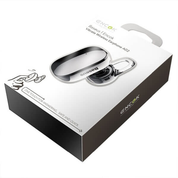 Baseus-A02 Mini Wireless Earphone With Touch