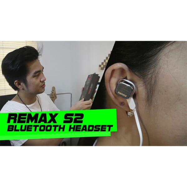 Remax S5 Sport Bluetooth Headset (2)