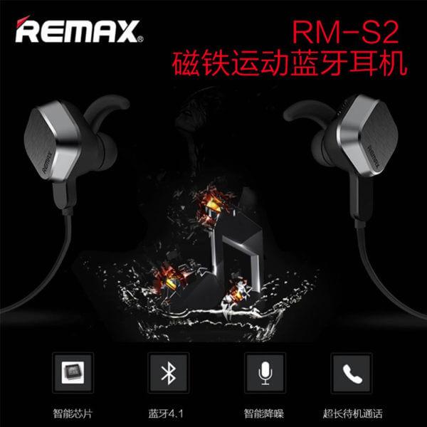 Remax S5 Sport Bluetooth Headset (9)