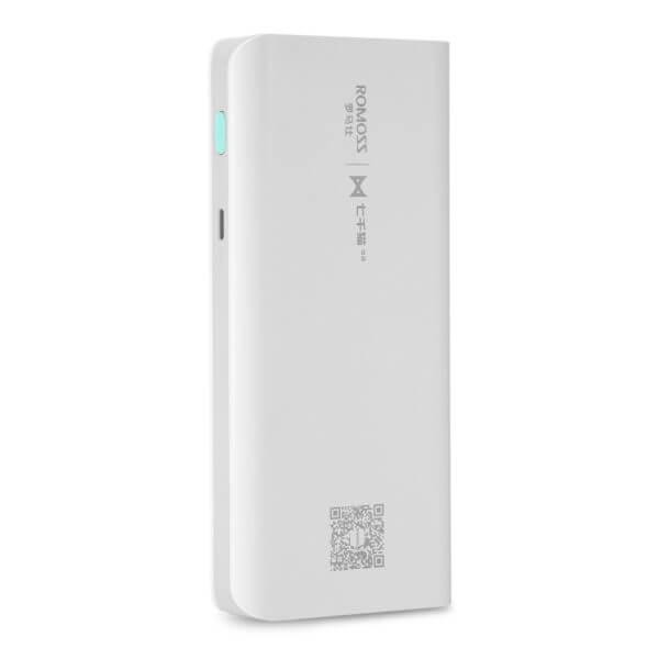Romoss Sense 4P 10400 mAh Power Bank (2)