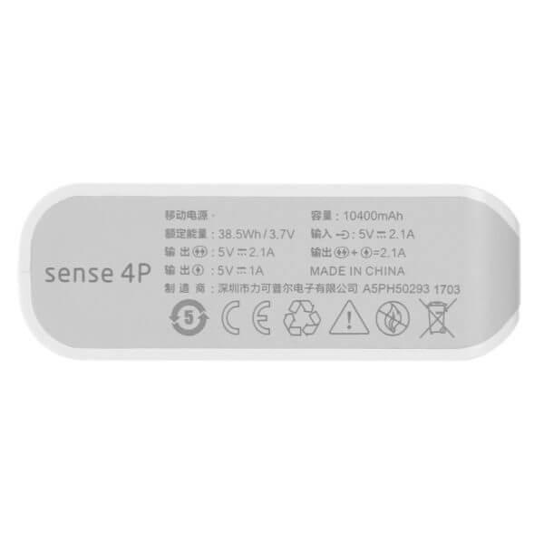 Romoss Sense 4P 10400 mAh Power Bank (4)