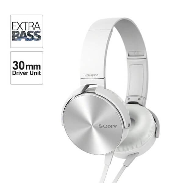 Sony MDR-XB450AP Wired Headphone (5)