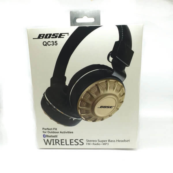 Bose QC35 Bluetooth Headphone