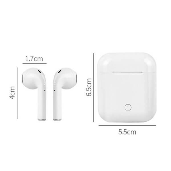 i8x Tws Bluetooth Earphone (2)