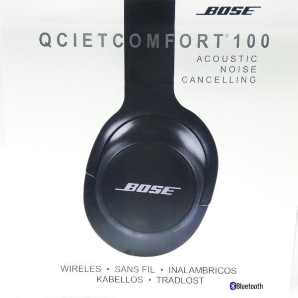 Bose QC S-100 Headphones