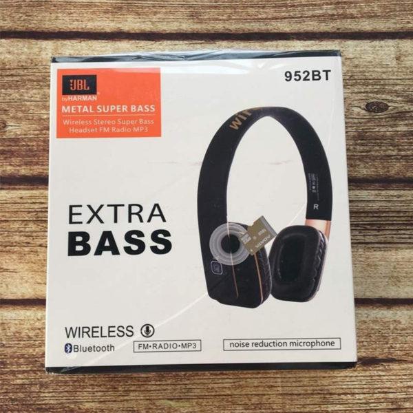 643e86cdbef JBL 952BT Extra Bass Bluetooth Headphones – Switch.pk