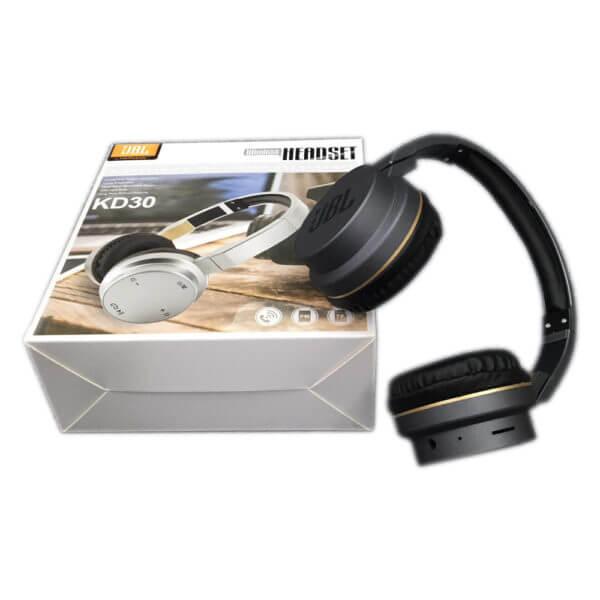 4cbdbd635a6 JBL Harman KD30 Wireless Bluetooth Headphone – Switch.pk