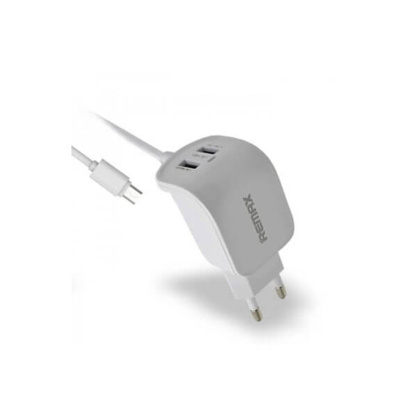 Remax WJ-007 Dual USB Charger (1)