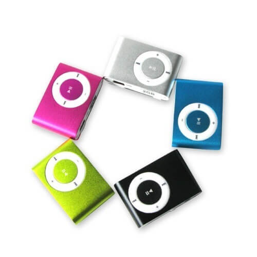 Metal Mp3 Player