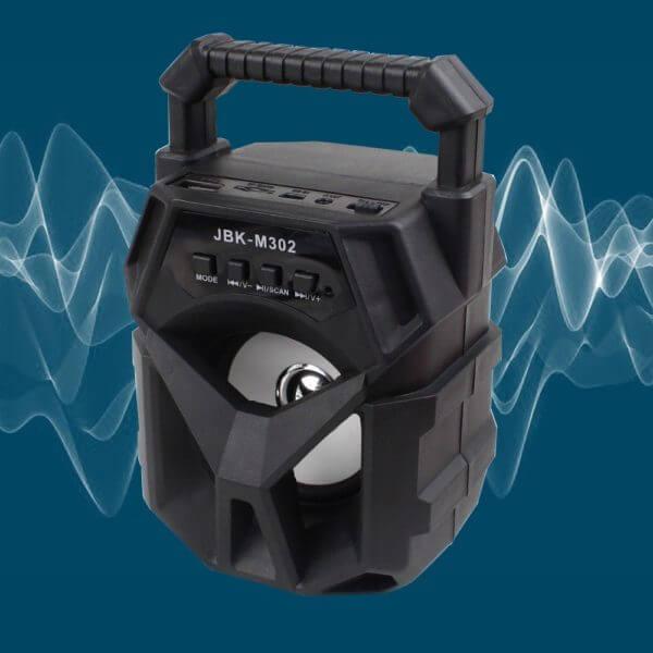 Wiress Stereo KTX-1057 Speaker
