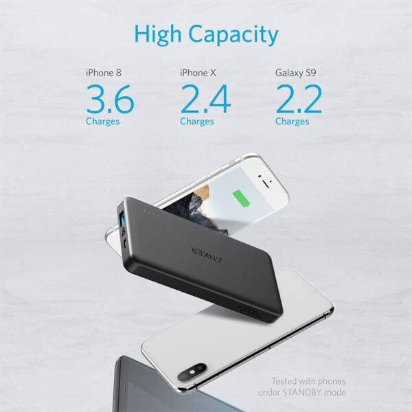 Anker PowerCore 2 Slim 10000 mAh (2)