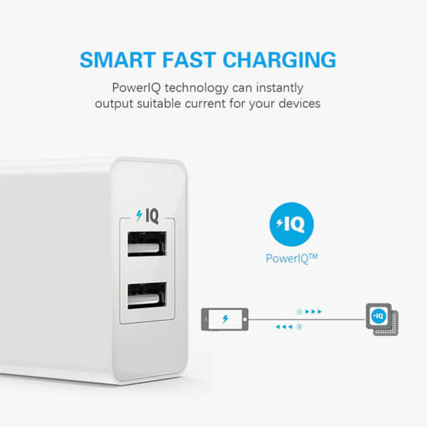 Anker PowerPort 2 Lite Charger (2)