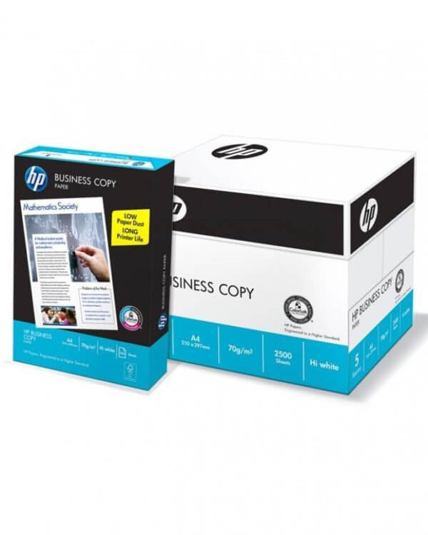 HP A4 Printer Paper 500 Sheets