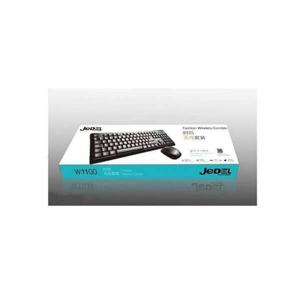 Jodel WS1100 Combo Keyboard Mouse (1)