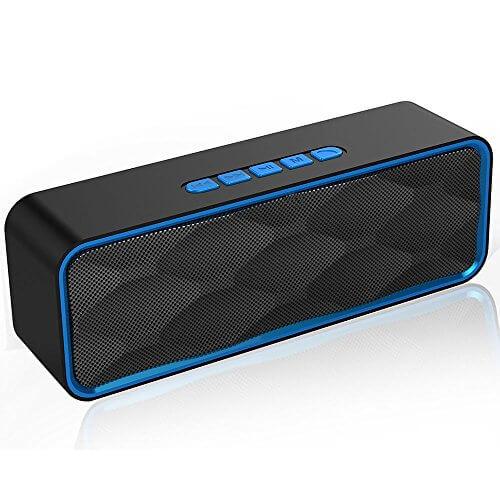 Mega Bass A2DP Portable Bluetooth Speaker